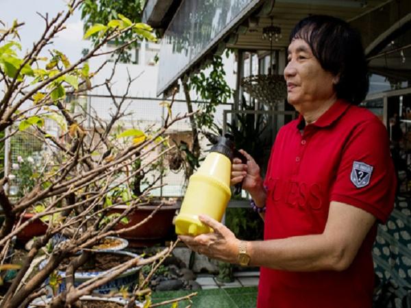 Nghệ sĩ nhân dân Minh Vương được duyệt hồ sơ vào NSND