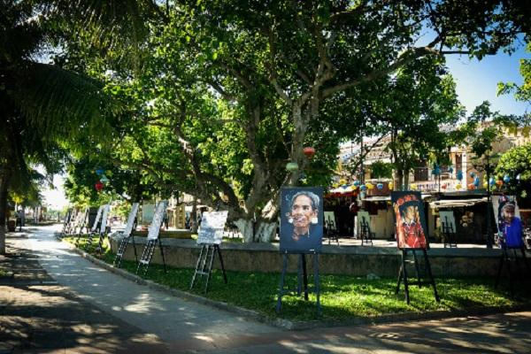 sự kiện văn hóa triển lãm ảnh ở Hội An