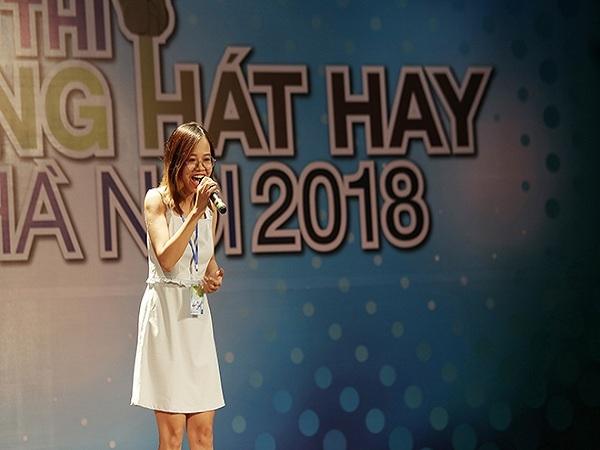 Cuộc thi sơ khảo giọng hát hay Hà Nội
