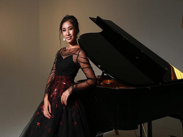 Nghệ sĩ người Úc gốc Việt Nguyễn Vân Anh