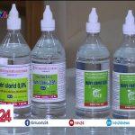 Nước muối sinh lý hoạt động chui