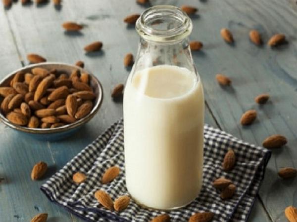 Cách làm sữa hạt tăng cân