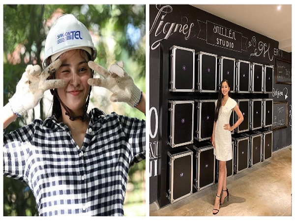 Hoa hậu Trần Tiểu Vy lọt top 5 dự án nhân ái