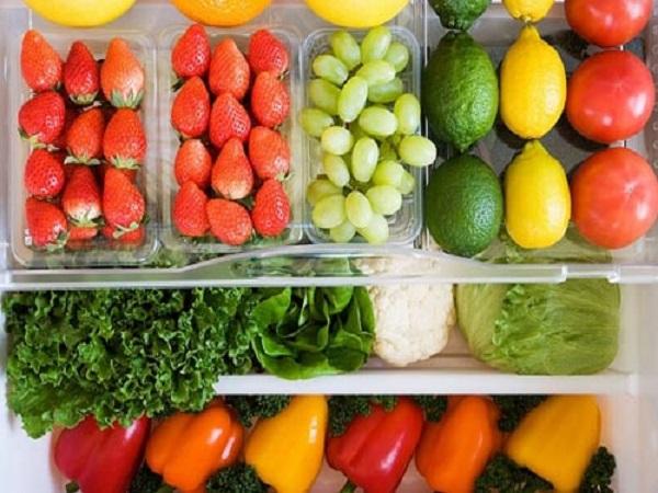 cách bảo quản rau tươi lâu
