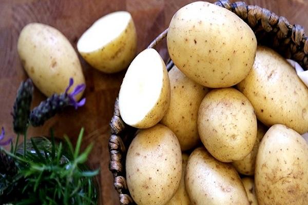Thành phần dinh dưỡng có trong mặt nạ khoai tây