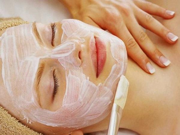 Công thức chăm sóc da mặt từ mặt nạ sữa tươi