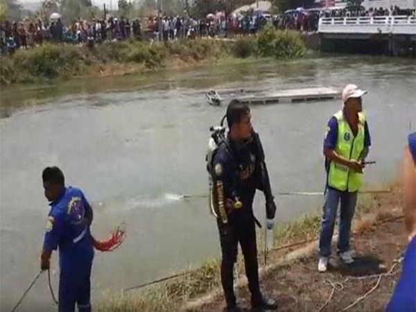 5 lao động Việt Nam tử vong sau tai nạn thảm khốc ở Thái Lan