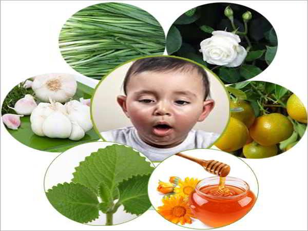 Nguyên nhân và bài thuốc cho trẻ sơ sinh bị ho