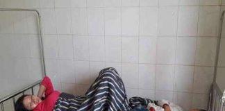 Gần trăm người bị ngộ độc sau đám giỗ ở Hà Tĩnh