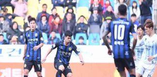 Công Phượng bị thay sớm, Incheon United tiếp tục thua trận