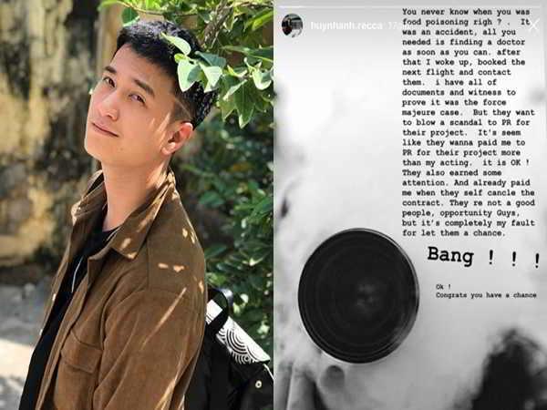 Đoàn phim tố Huỳnh Anh đi muộn vô trách nhiệm đến mức bị cắt vai