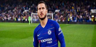 Pogba được vinh danh thay vì Hazard