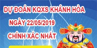 Soi cầu phân tích lô bạch thủ Khánh Hòa ngày 22/05 chuẩn