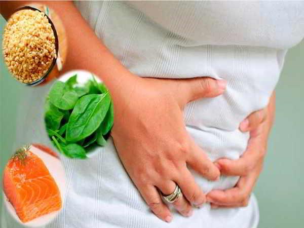 Dinh dưỡng cho bệnh nhân ung thư đại tràng