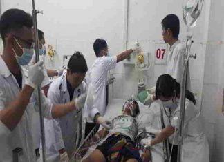 Mạnh thường quân giúp đỡ gia đình nguy kịch ở Phú Quốc
