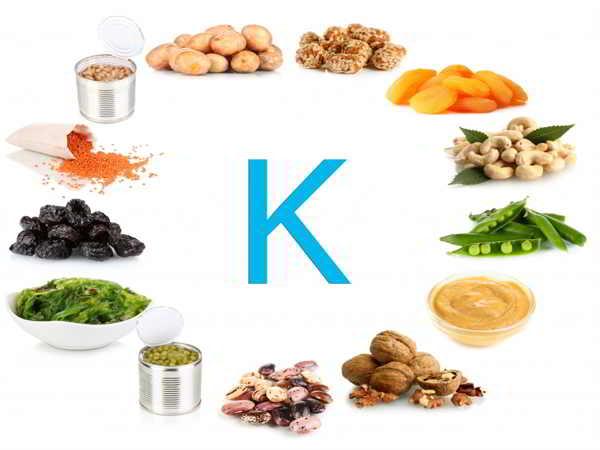 Danh sách thực phẩm giàu kali tốt cho sức khỏe
