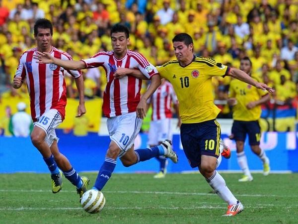 Nhận định Colombia vs Paraguay, 02h00 ngày 24/6
