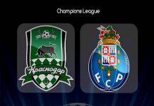 Dự đoán Krasnodar vs Porto, 0h00 ngày 8/08