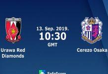 Nhận định kèo Urawa Reds vs Cerezo Osaka 17h30, 13/09 (VĐQG Nhật Bản)