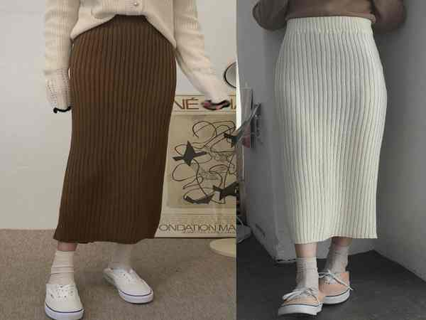 Chân váy len phối với áo gì cho set đồ đẹp nhất?
