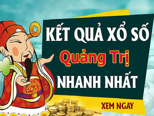 Soi cầu XS Quảng Trị chính xác thứ 5 ngày 31/10/2019