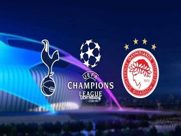 Nhận định Tottenham vs Olympiacos 03h00 ngày 27/11