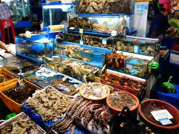 Kinh doanh hải sản