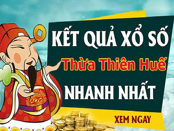 Dự đoán kết quả XS Thừa Thiên Huế Vip ngày 16/12/2019