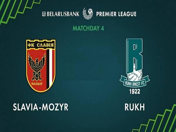 Nhận định Slavia Mozyr vs Rukh Brest 21h30, 13/04 (VĐQG Belarus)
