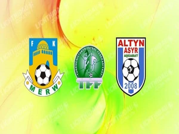 Nhận định FC Merw vs FC Altyn Asyr, 20h00 ngày 13/5