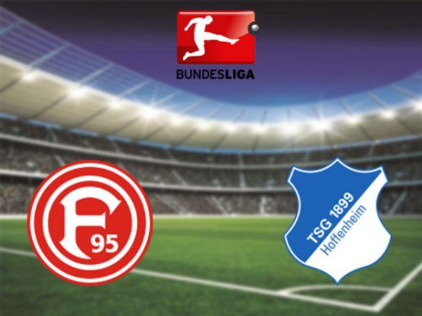 Nhận đình kèo bóng đá Dusseldorf vs Hoffenheim