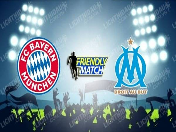 Nhận định Bayern Munich vs Marseille 21h00, 31/07 - Giao hữu CLB