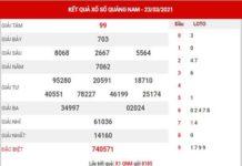 Dự đoán XSQNM ngày 30/3/2021 - Dự đoán đài xổ số Quảng Nam thứ 3
