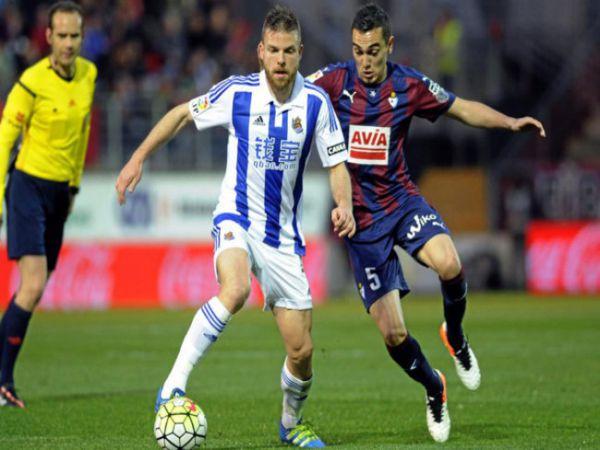 Nhận định kèo Eibar vs Sociedad, 2h00 ngày 27/4 - La Liga