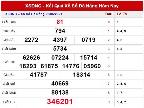 Dự đoán sổ số Đà Nẵng thứ 4 ngày 26/5/2021