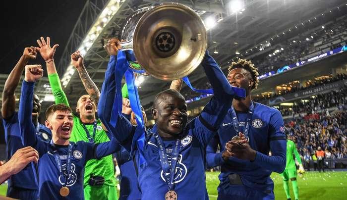 Chelsea vô địch Champions League: Giá trị của tiền vệ phòng ngự