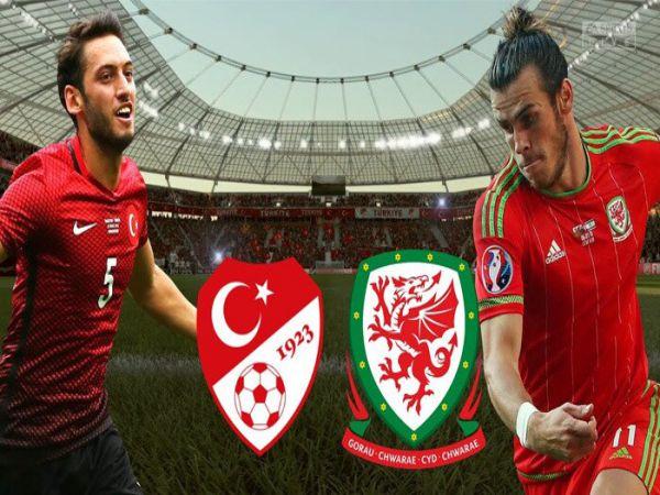 Nhận định kèo Thổ Nhĩ Kỳ vs Wales, 23h00 ngày 16/6 - Euro 2021