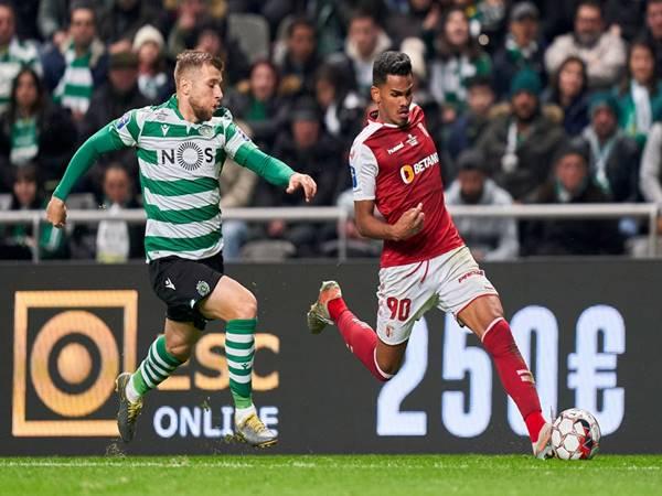 Dự đoán trận đấu Sporting Lisbon vs Braga (2h45 ngày 1/8)