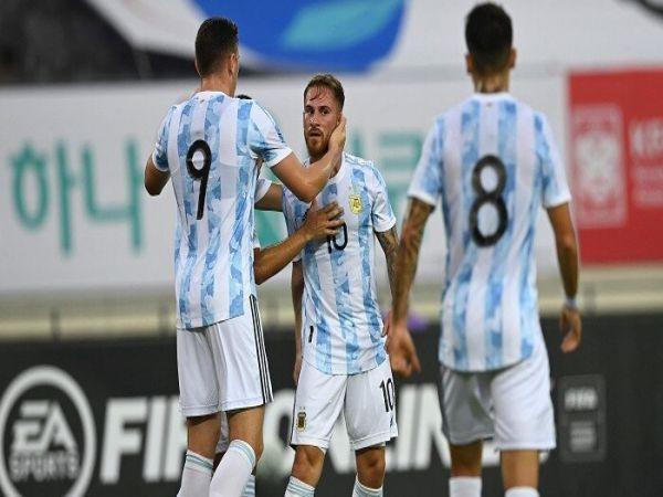 Nhận định kèo Argentina vs Úc, 17h30 ngày 22/7 - Olympic