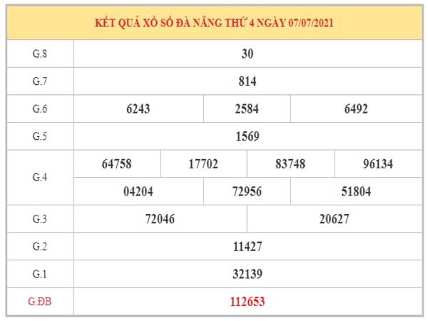 Dự đoán XSDNG ngày 10/7/2021 dựa trên kết quả kì trước