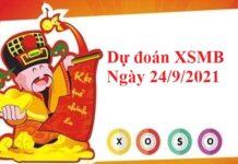 Dự đoán chính xác XSMB 24/9/2021