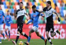 Nhận định kèo Udinese vs Napoli, 1h45 ngày 21/9 - Serie A