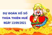 Dự đoán xổ số Thừa Thiên Huế 13/9/2021 hôm nay thứ 2